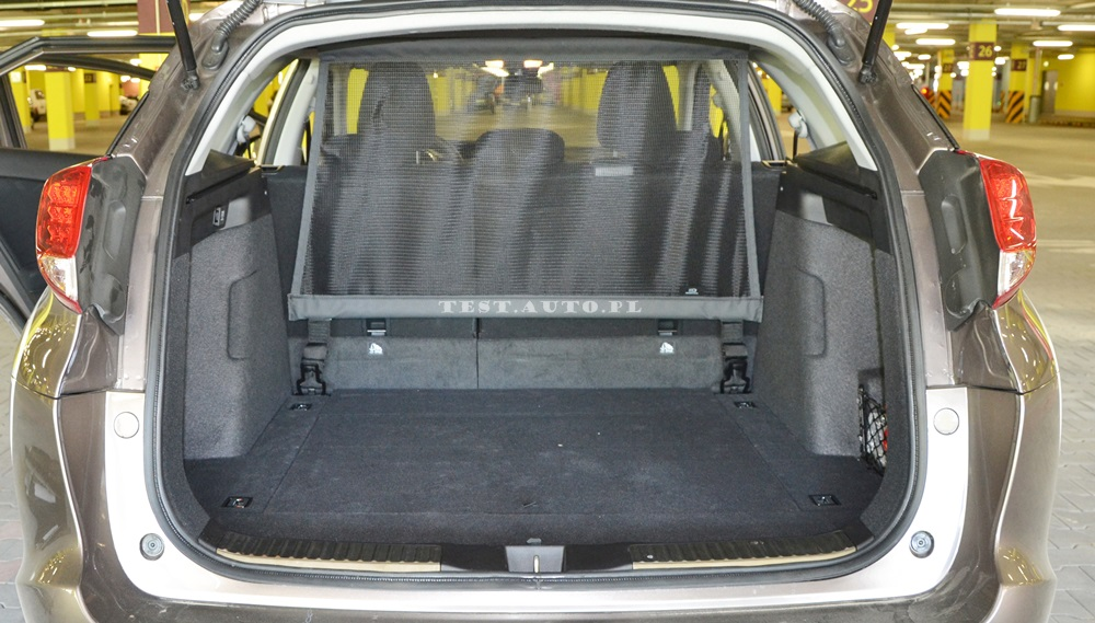 027 honda civic tourer test auto. Black Bedroom Furniture Sets. Home Design Ideas