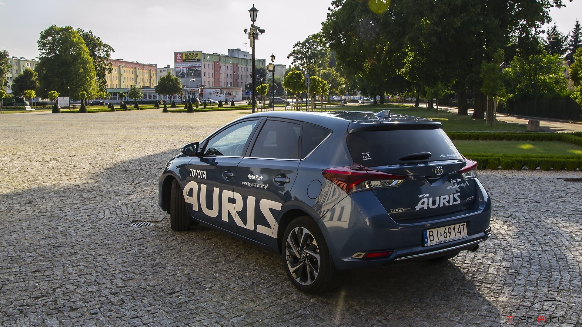 test toyota auris fl 1 2 turbo 116 km comfort tech style. Black Bedroom Furniture Sets. Home Design Ideas