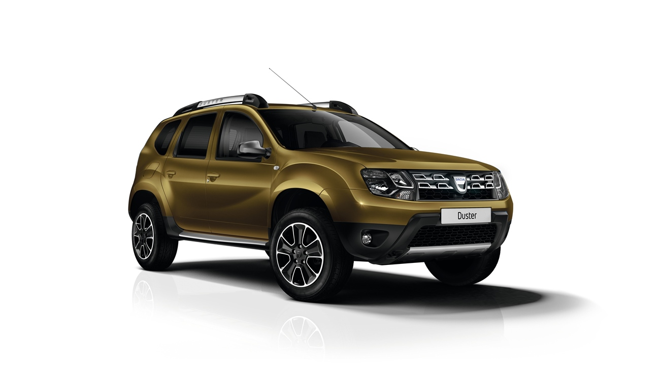 dacia duster w serii limitowanej urban explorer ju w ofercie test auto. Black Bedroom Furniture Sets. Home Design Ideas
