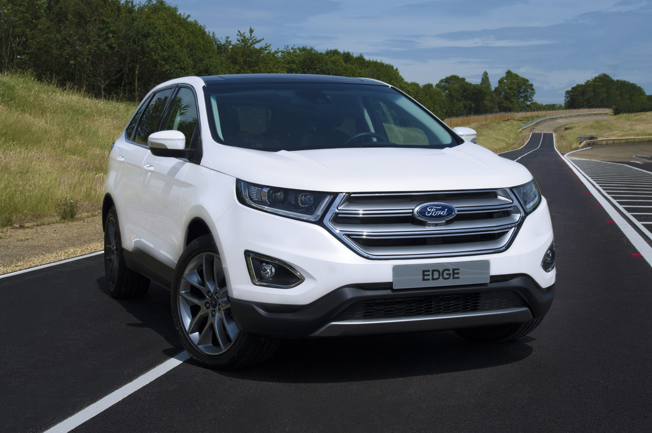 nowy ford edge test auto. Black Bedroom Furniture Sets. Home Design Ideas