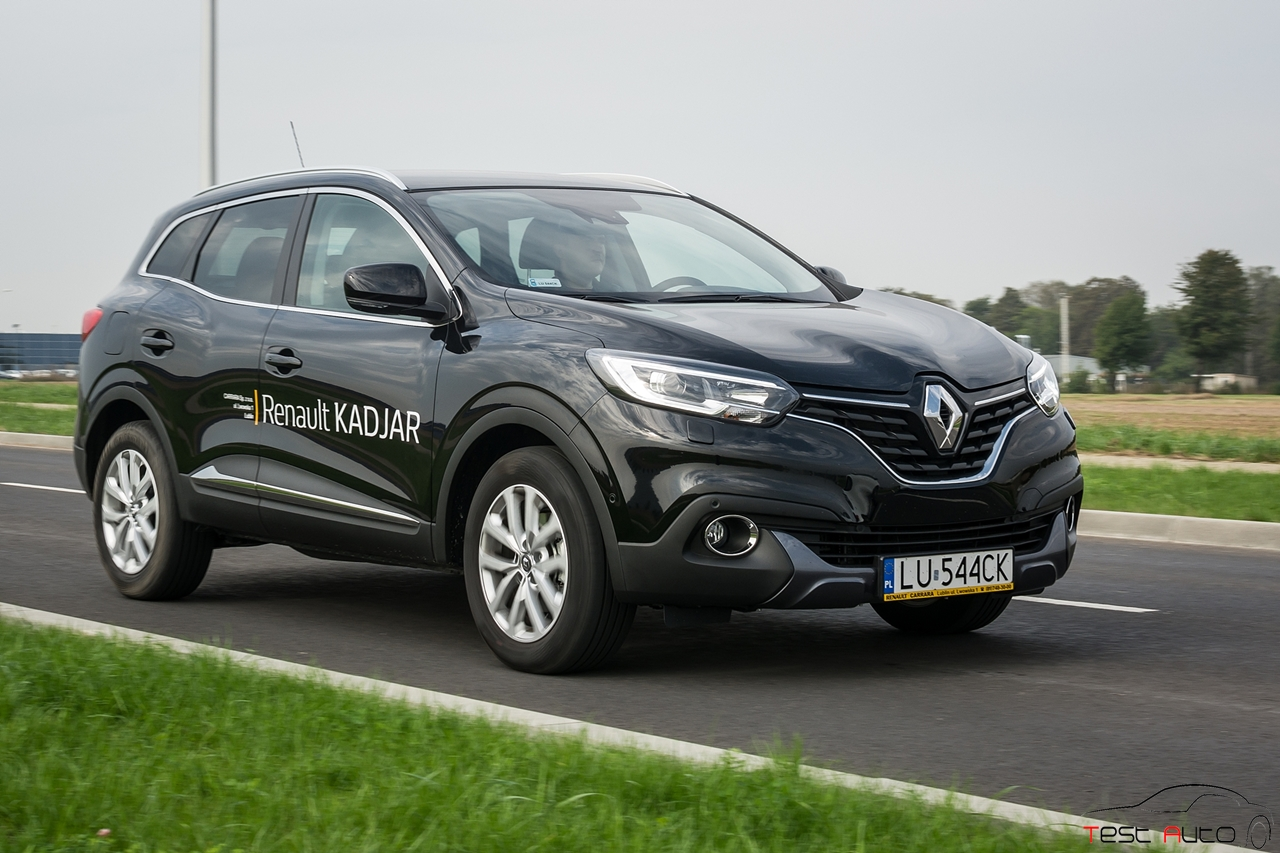 test renault kadjar tce 130 intens. Black Bedroom Furniture Sets. Home Design Ideas