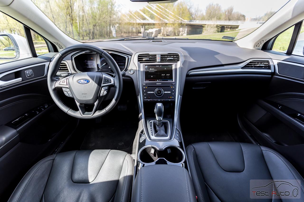 ford mondeo hybrid fot marta witkowska 12 test auto. Black Bedroom Furniture Sets. Home Design Ideas