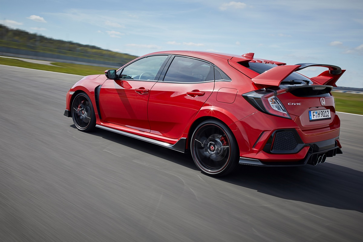 honda civic type r 2017 009 test auto. Black Bedroom Furniture Sets. Home Design Ideas